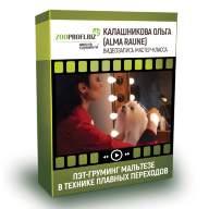 """Видео-урок """"Пэт-груминг мальтезе в технике плавных переходов"""" (Online)"""